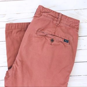 ABERCROMBIE & FITCH Mens Slim Straight Pants